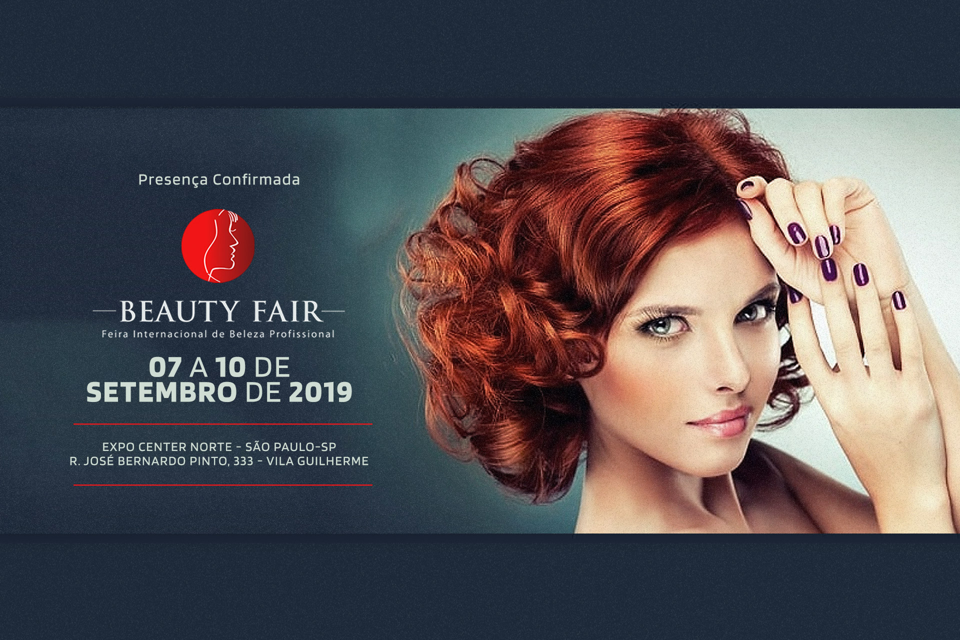 A Lind confirma presença na Beauty Fair 2019